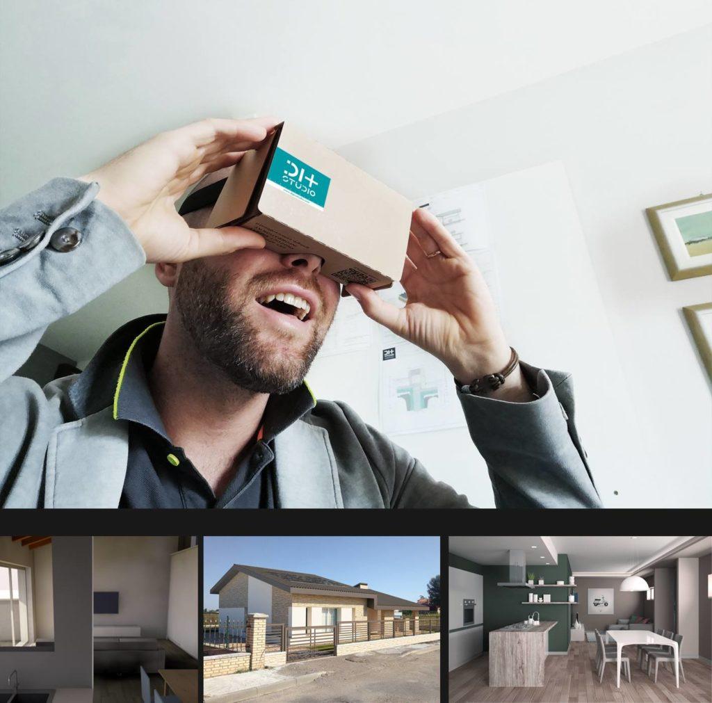 usare la realtà virtuale in ingegneria