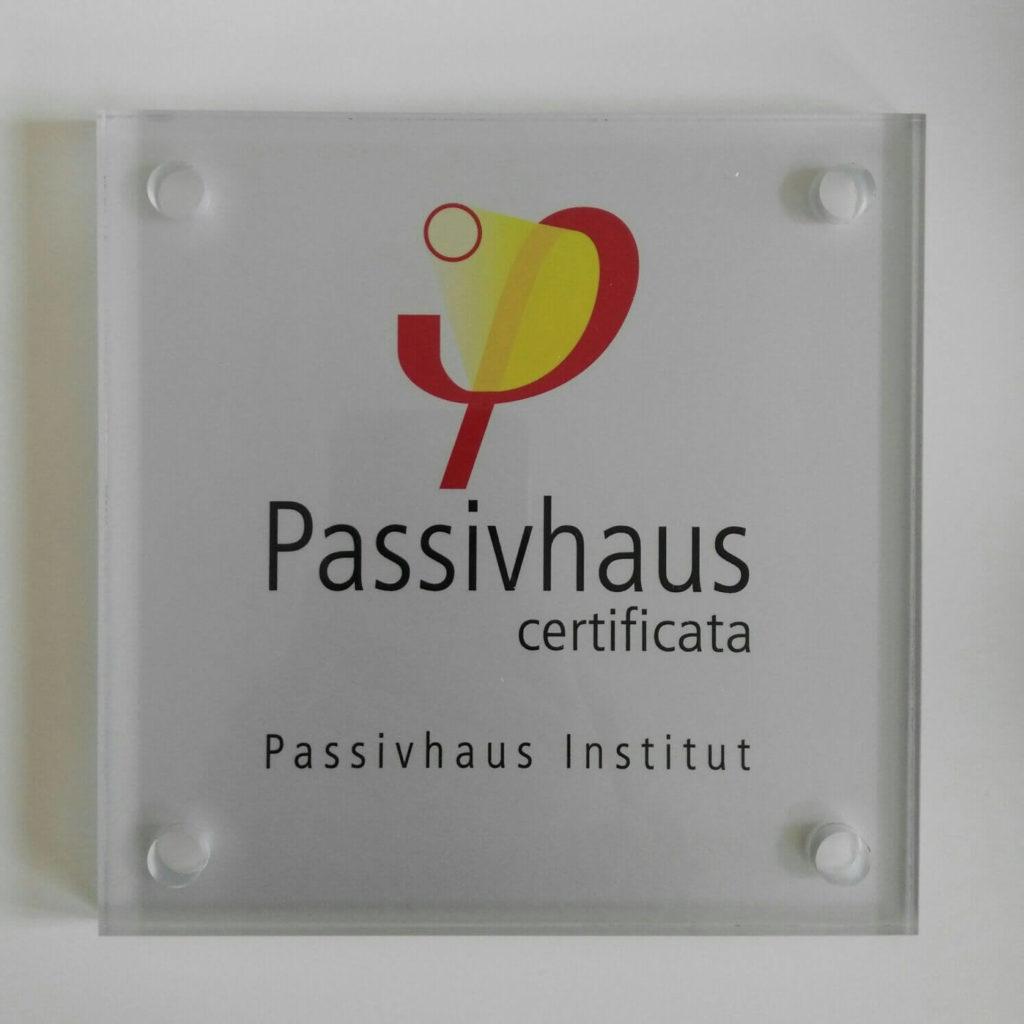certificazione passivhaus